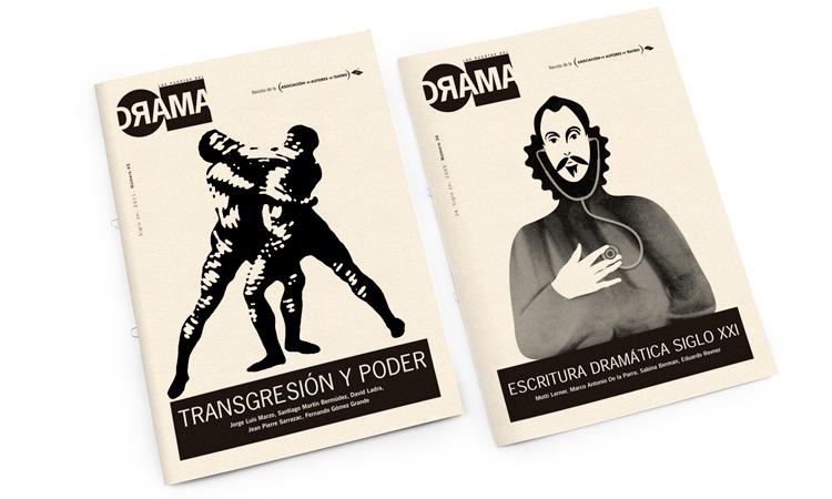 Revista «Las puertas del drama»